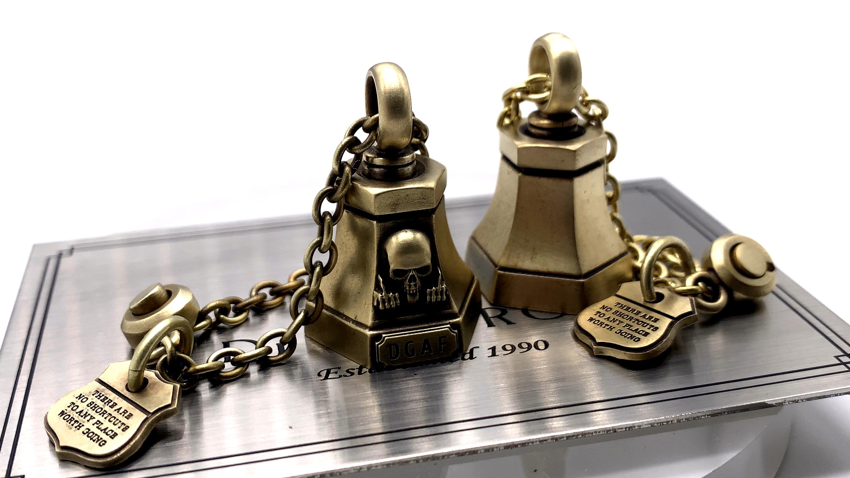 ガーディアンベル、kc06、真鍮製