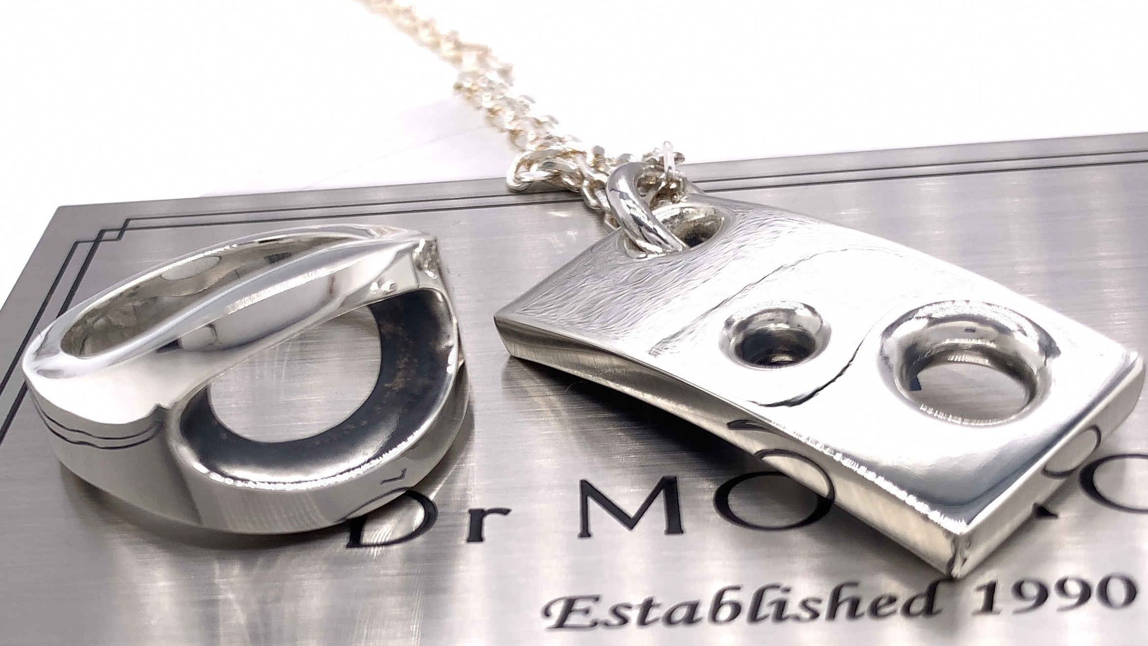 メンズネックレス、fc97、シルバー925製